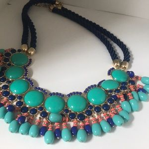 Banana Republic Summer Statement Necklace